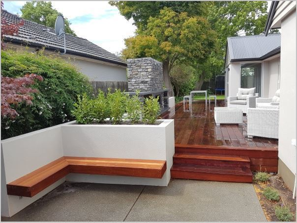 Complete Landscaping Christchurch Patio Canterbury